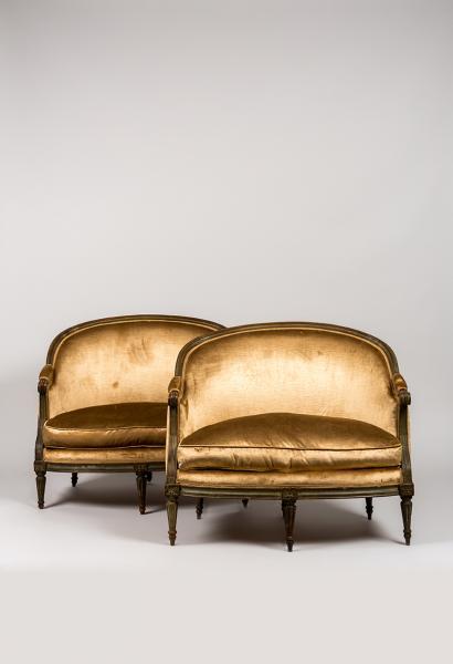 A vendre: meubles et objets divers XVIIIe et Marie Antoinette - Page 3 14346810