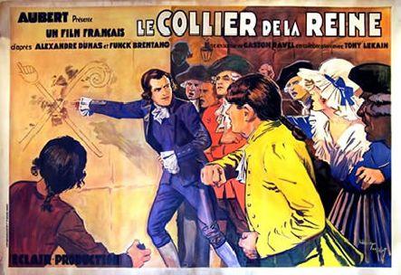 Le Collier de la Reine (Diane Karenne) de Tony Lekain et Gaston Ravel (1930) Le_col10