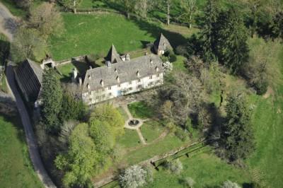 Marie-Antoinette au Château du Cambon Phtot-10
