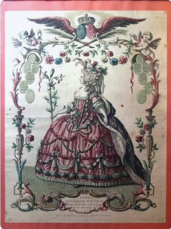 Marie-Antoinette au Château du Cambon Zwww10