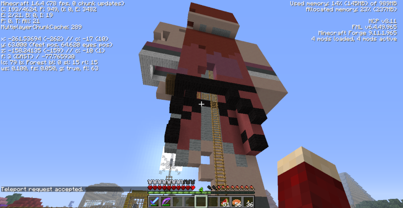 Statue of Skirata griefed? 2015-010