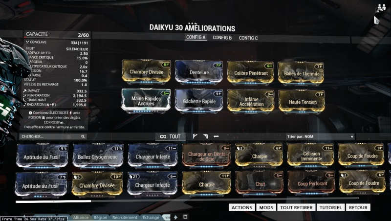 Daikyu (3 Forma) Warfra11