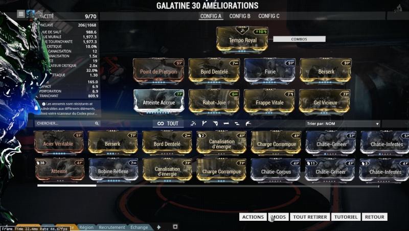 galatine un forma Warfra13