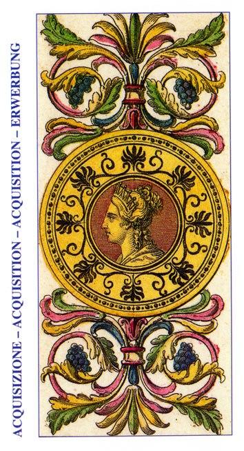 Символы в картах Таро Jydjmj10