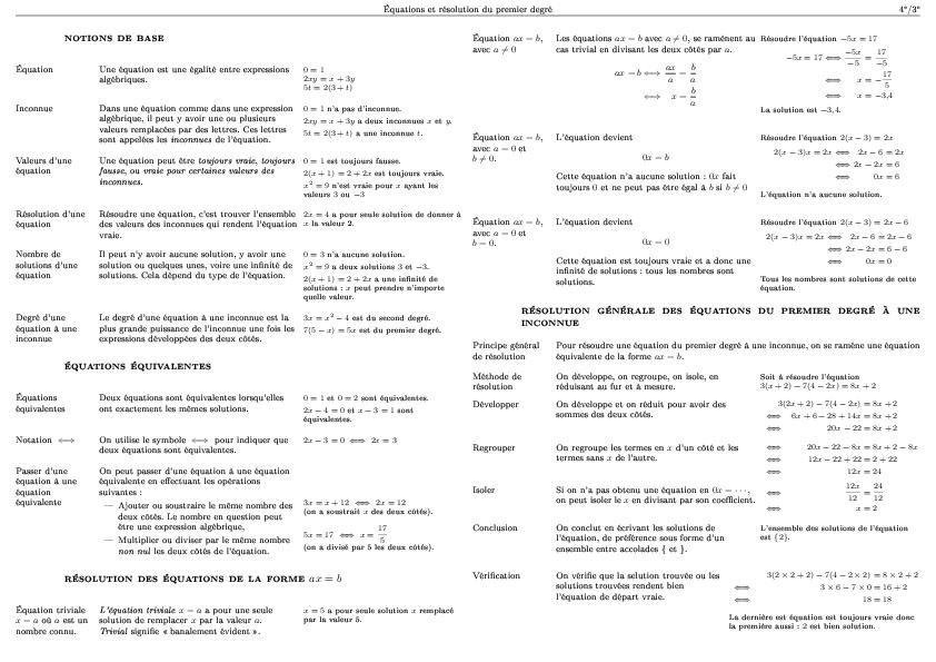 [Mathématiques] Résumé organisé de connaissances pour la démonstration et la mise en équation - Page 2 Ko-equ11
