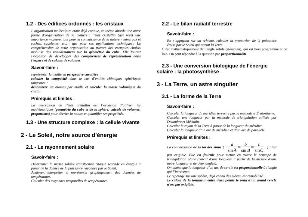 Les mathématiques au cœur du nouveau lycée ? - Page 9 Mathen14