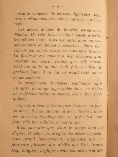Comment les faire progresser en dictées / orthographe ? - Page 5 Page_610