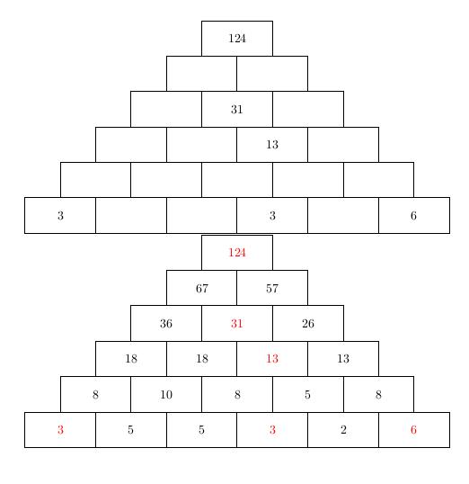 [Maths] Où trouver un générateur de pyramides additives? Pyr-se12