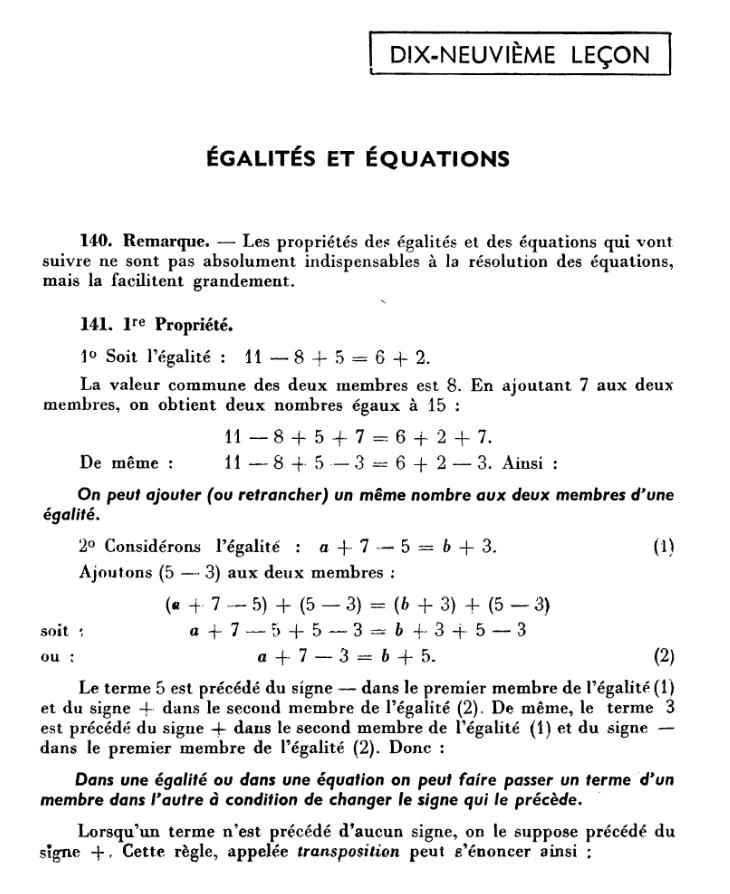 Discussions résolution d'équations Screen13