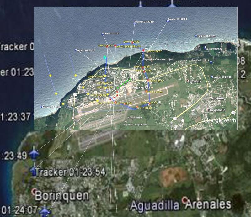 Etude de la vidéo d'Aguadilla, Porto Rico, 2013 Aguadi10