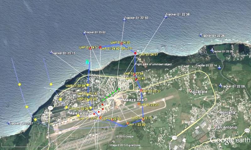 Etude de la vidéo d'Aguadilla, Porto Rico, 2013 Aguadi12