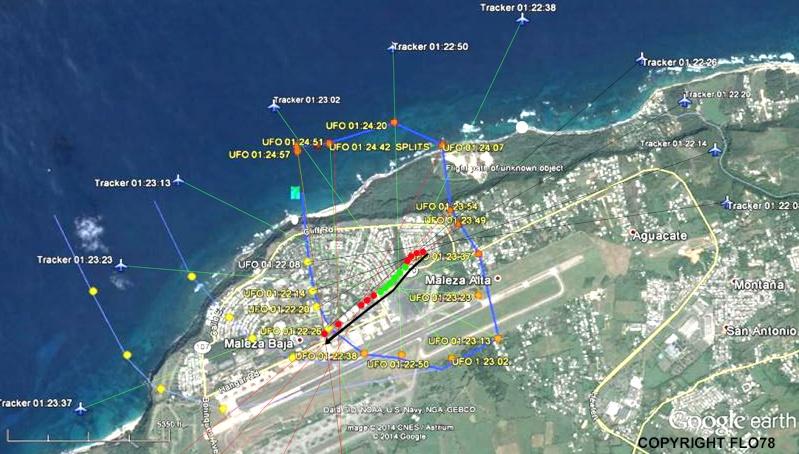 Etude de la vidéo d'Aguadilla, Porto Rico, 2013 Aguadi15