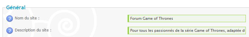 Référencement naturel: Améliorer le titre et la description de son forum 09-06-25
