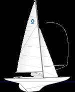 dragon) - Maquette du voilier « Dragon » de « Billing Boats » par Glénans Dragon11
