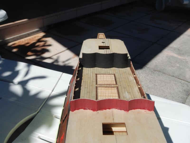 """Construction du """"Sovereign of the Seas"""" au 1/84 par Glénans - Partie I - Page 3 Dscn1712"""