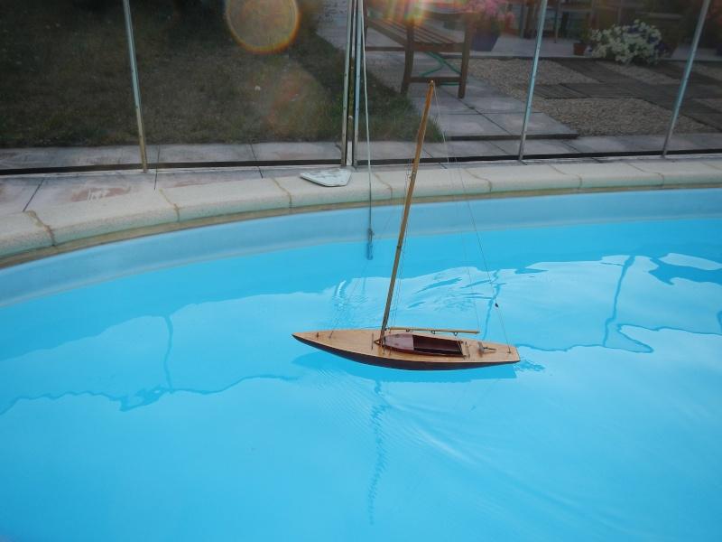dragon) - Maquette du voilier « Dragon » de « Billing Boats » par Glénans Dscn1920