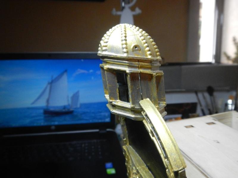 """Construction du """"Sovereign of the Seas"""" au 1/84 par Glénans - Partie I - Page 4 Dscn2021"""