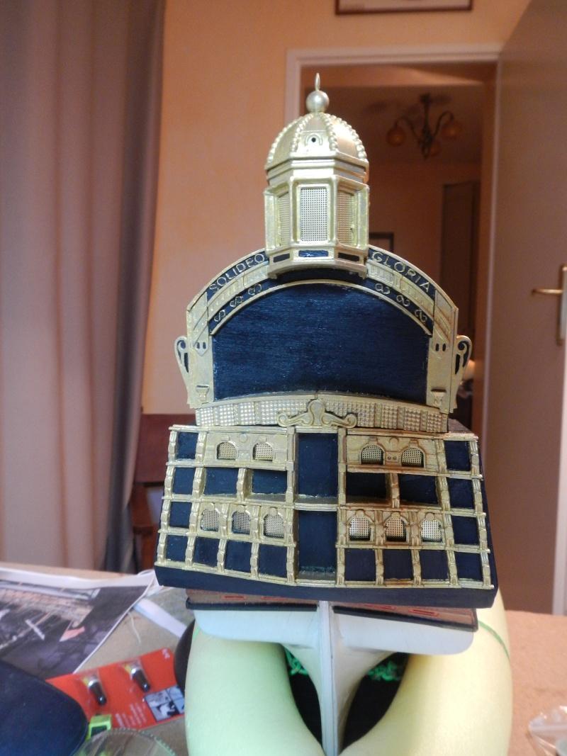 """Construction du """"Sovereign of the Seas"""" au 1/84 par Glénans - Partie I - Page 4 Dscn2046"""