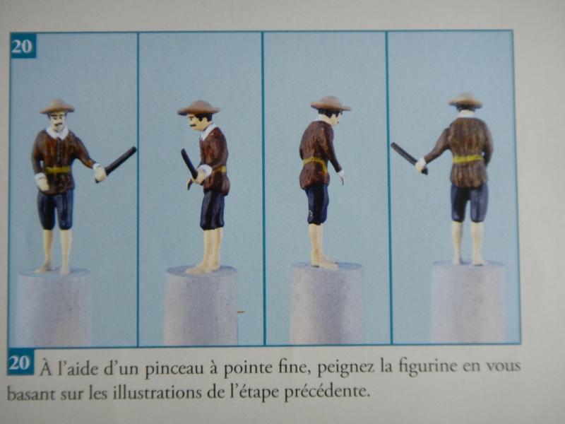 """Construction du """"Sovereign of the Seas"""" au 1/84 par Glénans - Partie I - Page 4 Dscn2110"""