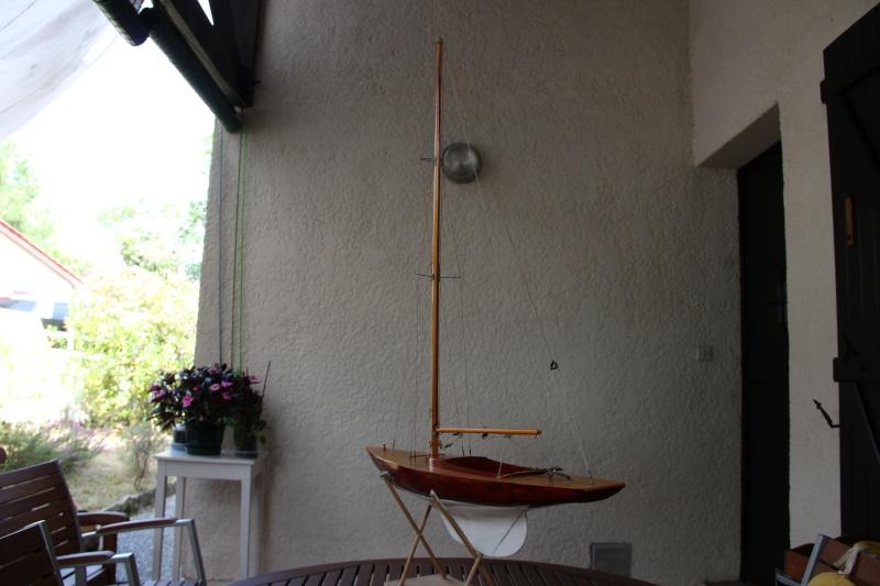 dragon) - Maquette du voilier « Dragon » de « Billing Boats » par Glénans Img_3113