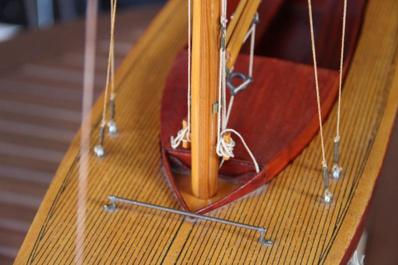 dragon) - Maquette du voilier « Dragon » de « Billing Boats » par Glénans Img_3120
