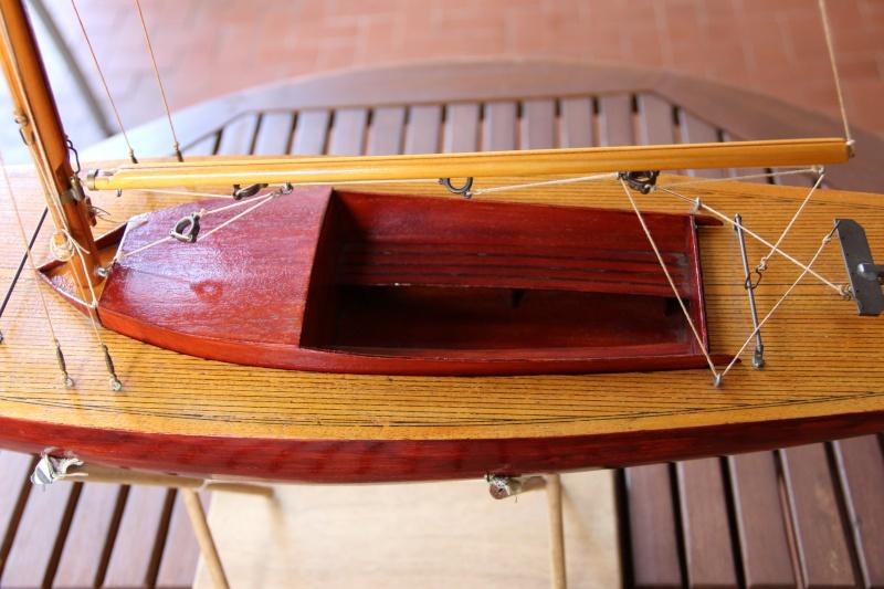 dragon) - Maquette du voilier « Dragon » de « Billing Boats » par Glénans Img_3124