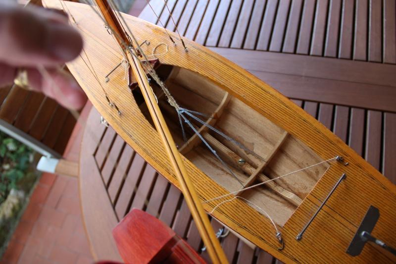 dragon) - Maquette du voilier « Dragon » de « Billing Boats » par Glénans Img_3211