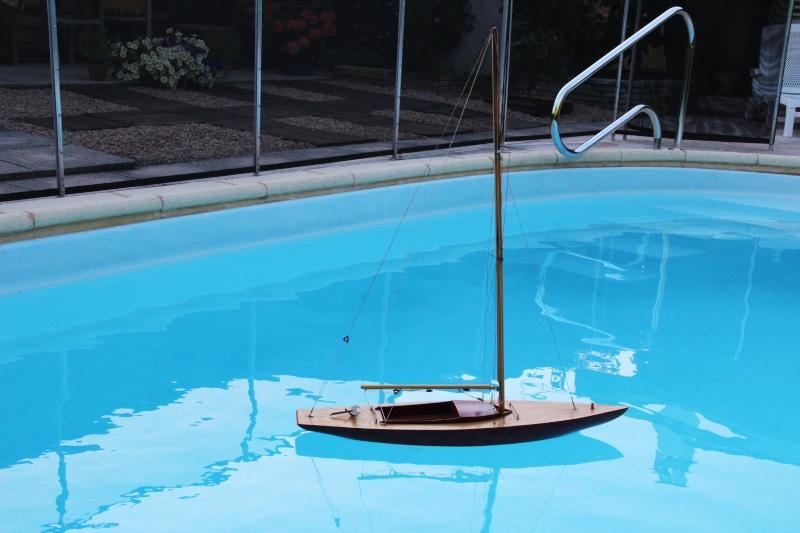 dragon) - Maquette du voilier « Dragon » de « Billing Boats » par Glénans Img_4813
