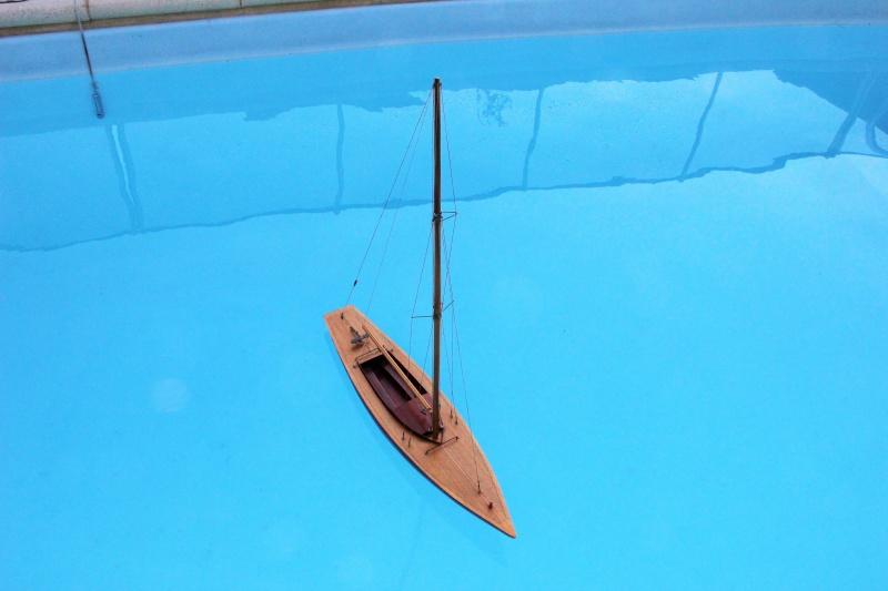 dragon) - Maquette du voilier « Dragon » de « Billing Boats » par Glénans Img_4815