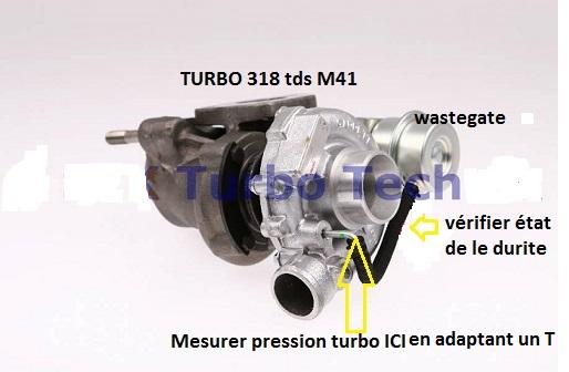 [ BMW E36 M41 318 tds an 1997 ] problème suralimentation, perte puissance. 11_tur11
