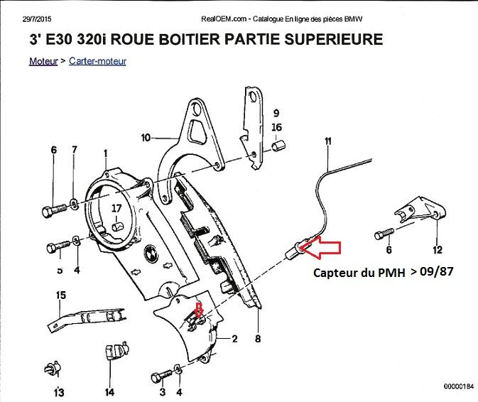 [ BMW E30 320i M20B20 ] ne démarre pas suite joint de culasse (résolu) 12_e3010