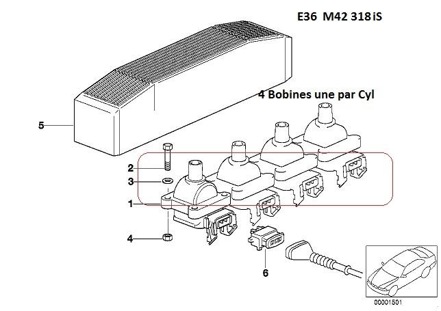 [ Bmw E36 318 IS Bva an 1994 ] Moteur broute pendant 10 secondes après démarrage lorsque chaud 12_m4211