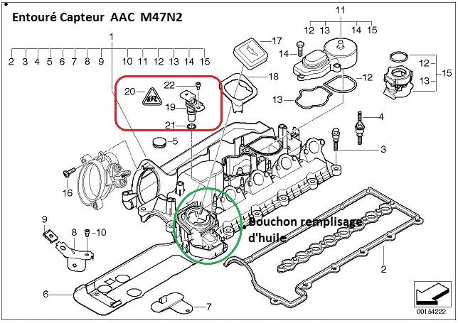 [ Bmw E83 X3 LCI 2.0d an 2006 ] Ne demarre pas 13_cap10