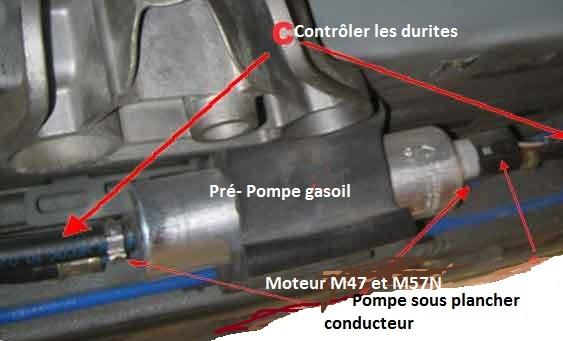 [ Bmw E46 330d M57N an 2005 ] Problème démarrage intermittent (Pression rampe trop basse). 13_pre10