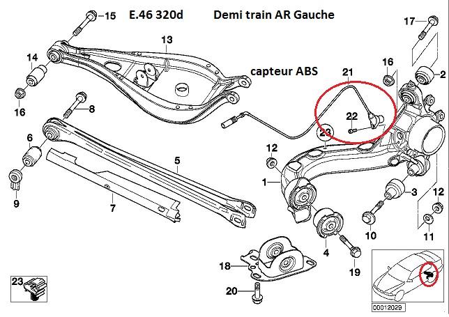 [ BMW E46 320D M47 an 2000 ] Problème compteur  34_e4610