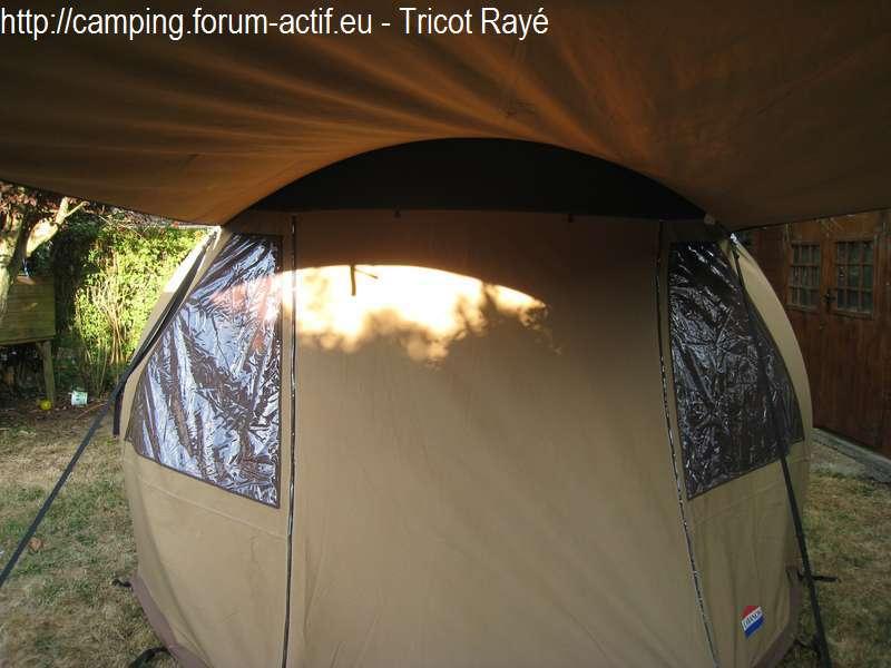 CHAMONIX - Cabanon Chamonix (tente) Out50910