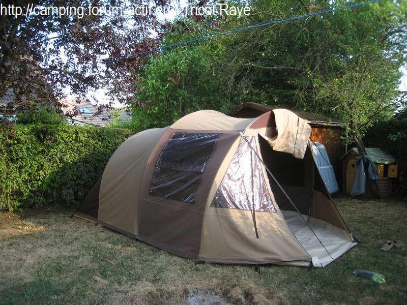 CHAMONIX - Cabanon Chamonix (tente) Out50911