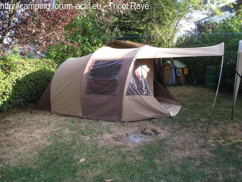 CHAMONIX - Cabanon Chamonix (tente) Out50912