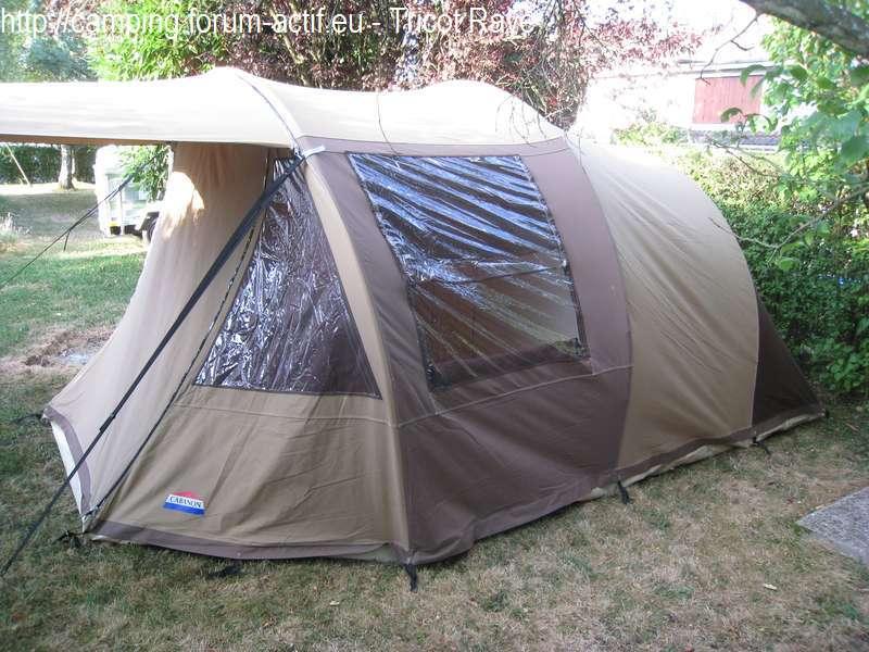 CHAMONIX - Cabanon Chamonix (tente) Out50913