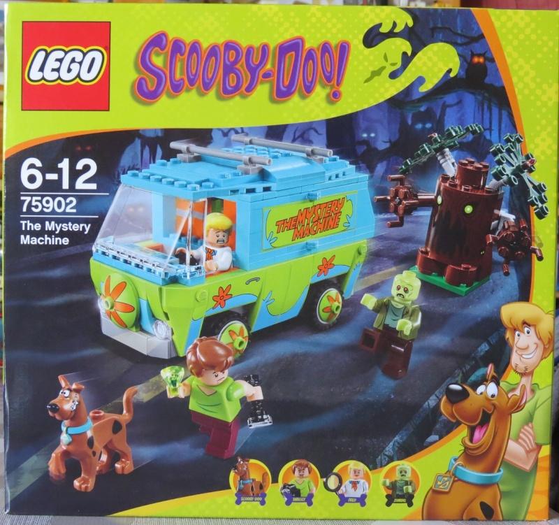 [LEGO] Licence Scooby Doo Img_7410