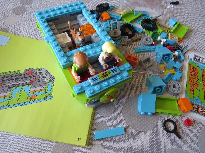 [LEGO] Licence Scooby Doo Img_7411