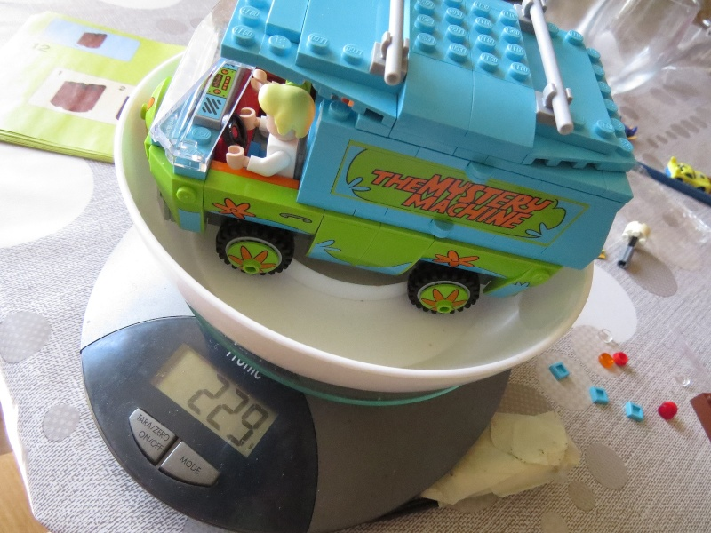 [LEGO] Licence Scooby Doo Img_7510