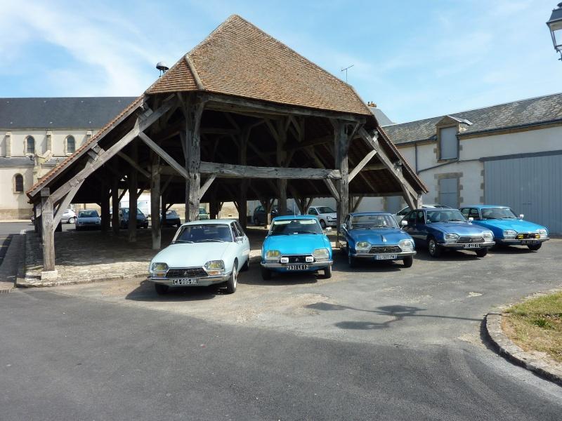 45 ans GS et SM  circuit Montlhéry 6 juin 2015 - Page 4 P1040934