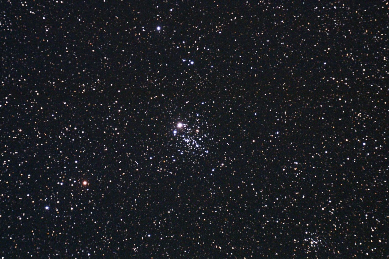 NGC 457 Amas ouvert du Hibou Amas_d10