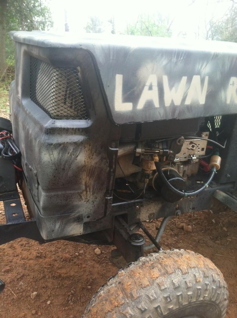 LAWN RANGER craftsman mudmower Img_1612