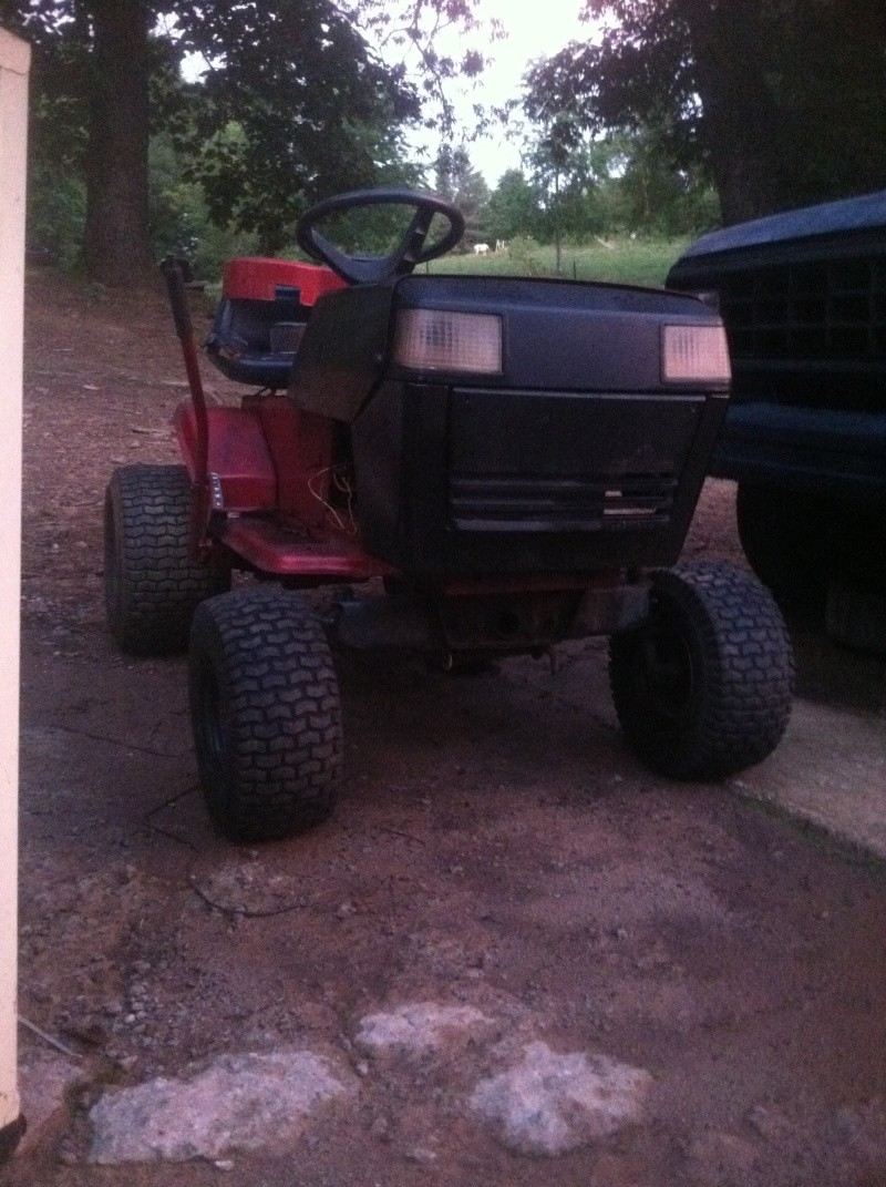 murray mudmower (spare parts)  Img_2211