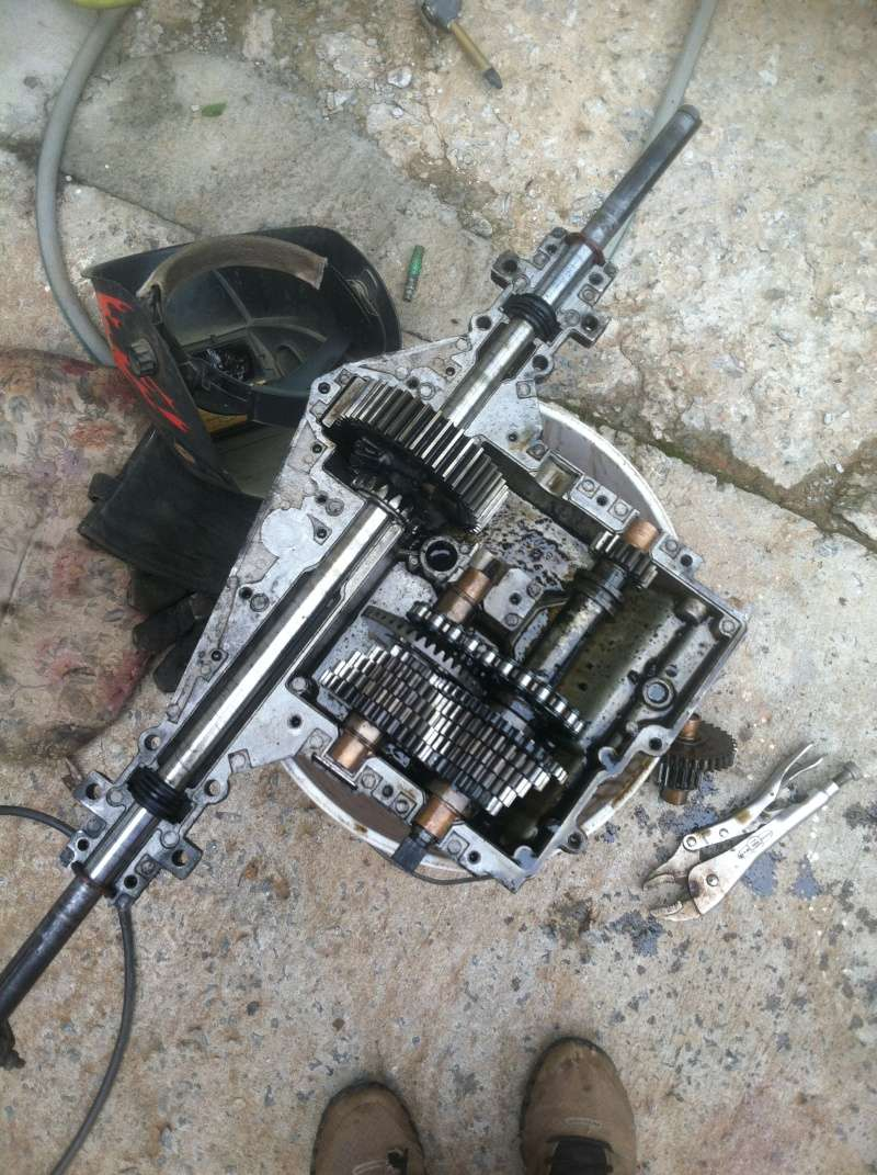 murray mudmower (spare parts)  Img_2213
