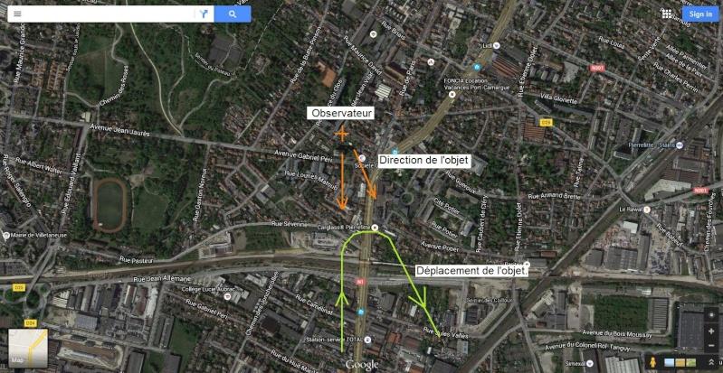 2015: le 16/06 à 01h20 - Un phénomène ovni troublant -  Ovnis à Pierrefitte-sur-Seine 93380 - Seine-Saint-Denis (dép.93) Carte_10