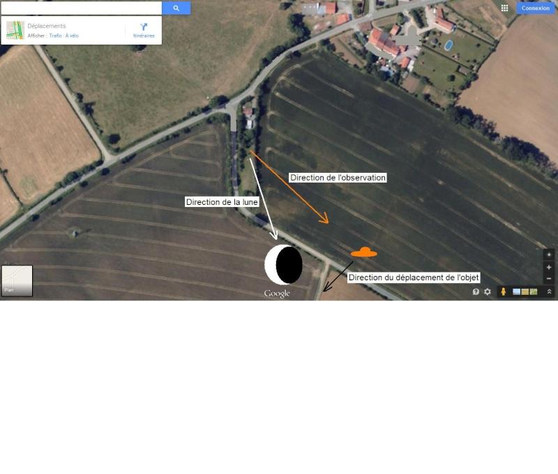 2015: le /04 à 00h30 - Une soucoupe volante -  Ovnis à Chantonnay - Vendée (dép.85) Plan12
