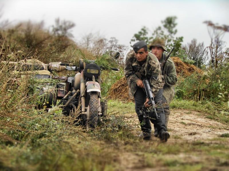 Elingen Le Tank Hunter  Pyronn18